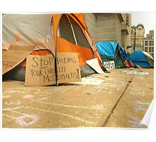 Occupy Philadelphia Poster