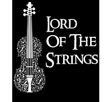 lord of the strings Photographic Print