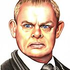Doc Martin : Martin Clunes by Margaret Sanderson