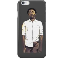 Childish Gambino / Donald Glover iPhone Case/Skin