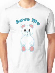 Save Me Polar Bear T-Shirt