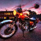 Honda CB 500 Four by MarkusWill