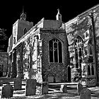 St Mary's Church Diss by Darren Burroughs