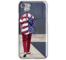 Patriotic iPhone Case/Skin