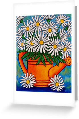 Crazy for Daisies by LisaLorenz