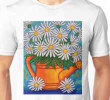 Crazy for Daisies Unisex T-Shirt