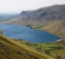 Wast Water Model by Pauly Stephens