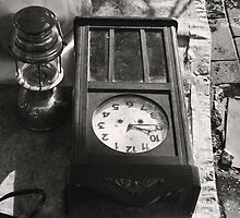 The clock by Panayotis