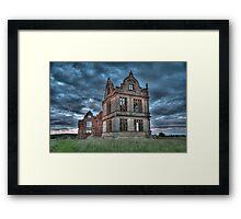 Moreton Corbet in HDR Framed Print