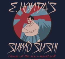 E. Honda's Sumo Sushi Kids Clothes