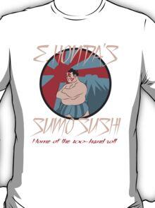 E. Honda's Sumo Sushi T-Shirt