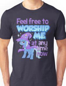 Worship Trixie Unisex T-Shirt