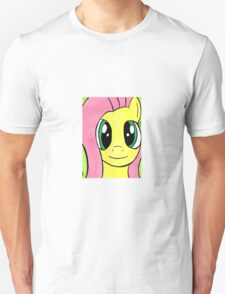 Fluttershy from My Little Pony Unisex T-Shirt