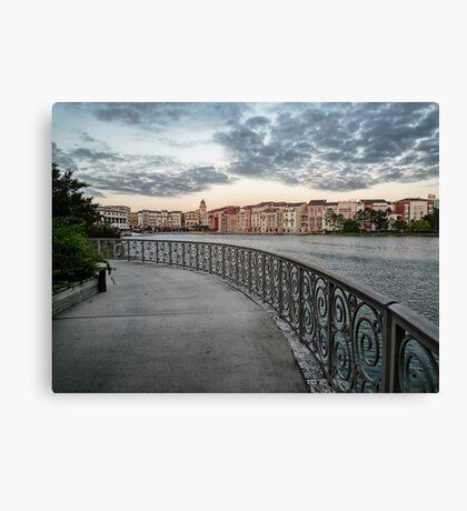 Portofino? Canvas Print