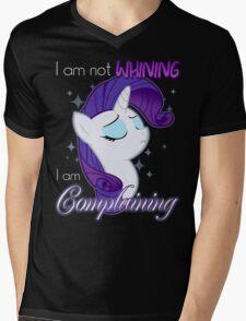 Not Whining Mens V-Neck T-Shirt