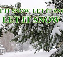 let it snow by dedmanshootn