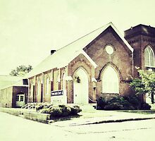 Trenton Baptist Church by MLRutledge