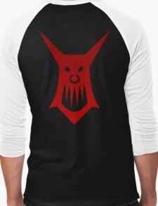 Dungeon Keeper 2 Logo Men's Baseball ¾ T-Shirt