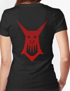 Dungeon Keeper 2 Logo Womens Fitted T-Shirt