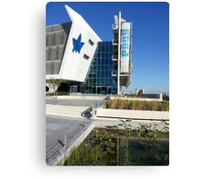 Tel Aviv University, The Porter Ecology Building  Canvas Print