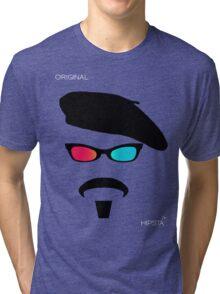 ORIGINAL HIPSTA 3D Tri-blend T-Shirt