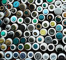 Buttons by Kate Fortune