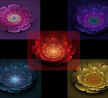 Flower Group by James Brotherton