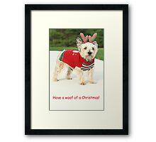 Mug holiday 1 Framed Print