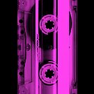 Cassette Tape Pink by CaseBase