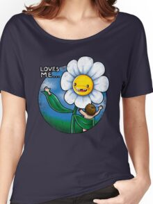 Loves me.. Women's Relaxed Fit T-Shirt