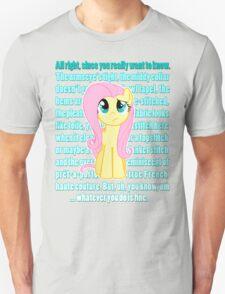 Fluttershy Critique T-Shirt