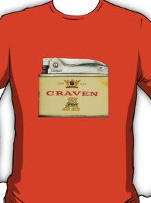 Retro Australian cigarette lighter T-Shirt