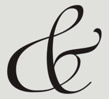 Ampersands: Zapfino (black text) by Nikola Kantar