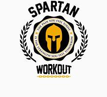 Spartan Workout Unisex T-Shirt