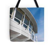 Island Home Bridge Tote Bag