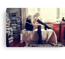 Domesticated Cosplayer Canvas Print