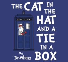 The Cat in the Hat and a Tie in a Box
