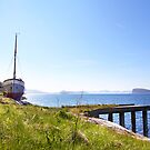 Permanent mooring at Hammerfest, Norway by SeeOneSoul