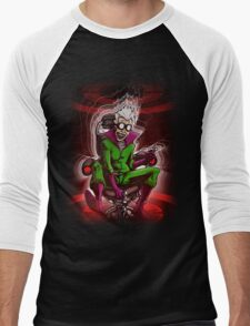 Prof. Mad Brainer Solo Men's Baseball ¾ T-Shirt