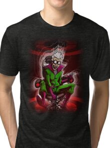Prof. Mad Brainer Solo Tri-blend T-Shirt