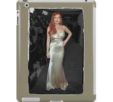 Lindsay Dress in the Flashlights iPad Case/Skin