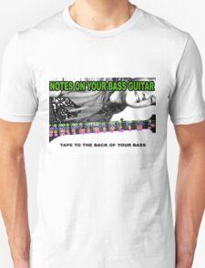 BASS NOTES T-Shirt