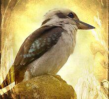 Kookaburra by Linda Lees
