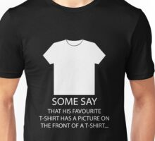 The Stig's Favorite Shirt Unisex T-Shirt