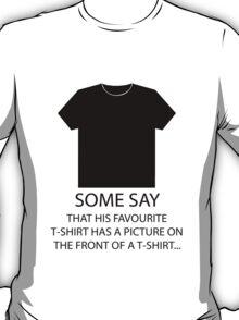 The Stig's Favorite Shirt T-Shirt