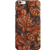 Autumn Fall in Amber iPhone Case/Skin