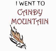Candy Mountain by Paula Stirland