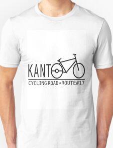 Cycling Road Unisex T-Shirt