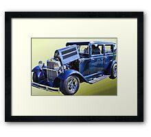 1929 Essex Challenger Super 6 Framed Print