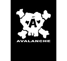 Avalanche Logo from Final Fantasy VII Photographic Print